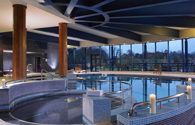 Top spas in ireland 2015 - Hotels with swimming pools in galway ...