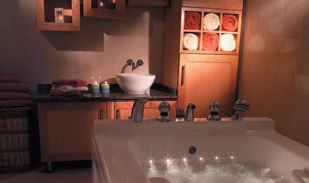 Hydrotherapy bath Dingle Spa