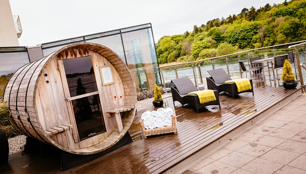Chill Spa Ice House Hotel Outside