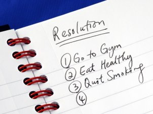 Smart New Years Resolutions mean Long Term Success