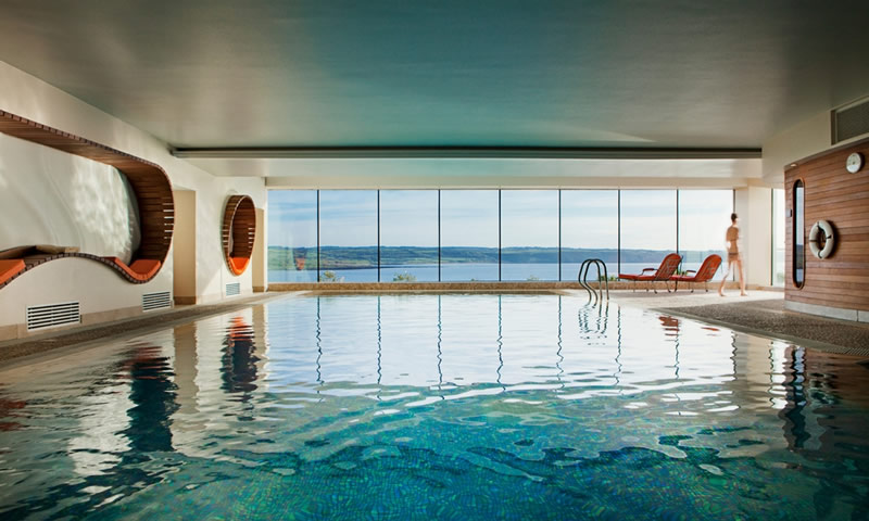 Cliff House Spa
