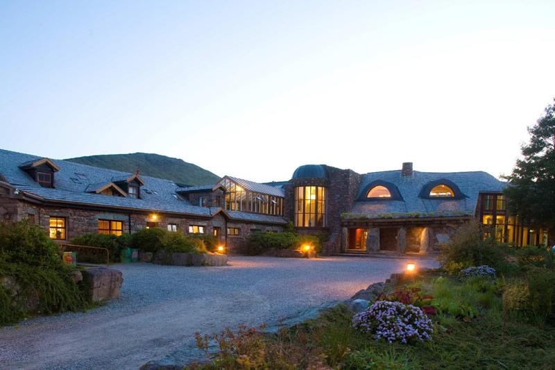 Delphi Resort Outside