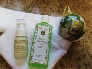 Cleanse and Firm with Eminence Organics