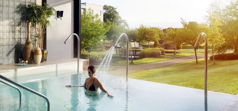 Oasis Spa at Lyrath Estate